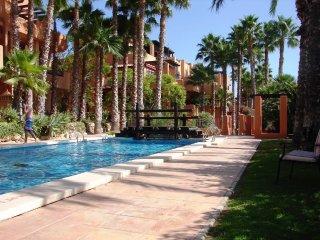 1st Floor Luxury 2 Bed Apart + Communal Pool+Wi-Fi - Villamartin vacation rentals