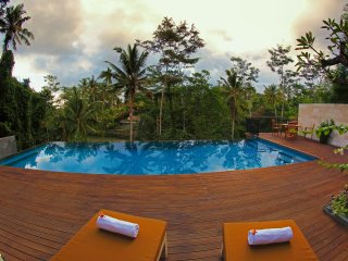 6 Bedroom Pool Villa - River Sakti Resort Ubud - Ubud vacation rentals