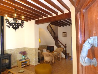 "Rustic&Restored Century-old Townhouse in Aigües ""Casa La Font"" - Aigues vacation rentals"