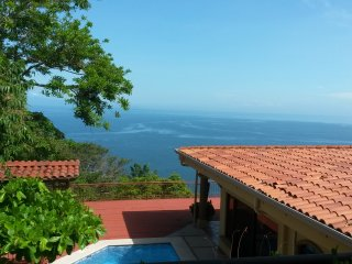 Punta leona, 3 bedroom ocean view home. - Herradura vacation rentals