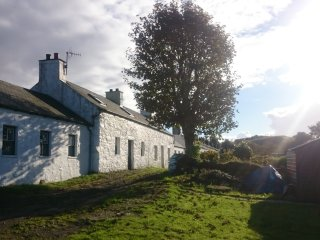 Nr. 1 Port Ramsay Cottage with Stunning Sea Views - Isle of Lismore vacation rentals