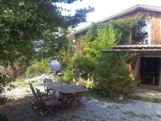 Belle Maison en Bois proche du verdon - Annot vacation rentals