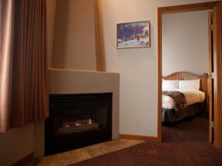 Sun Peaks Nancy Greene's Cahilty Lodge 1 Bedroom Suite - Sun Peaks vacation rentals