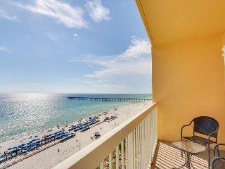 FREE Beach Chairs~Gulf View Luxury Condo-w/Balcony~Pier Park-Frank Brown Park - Panama City Beach vacation rentals