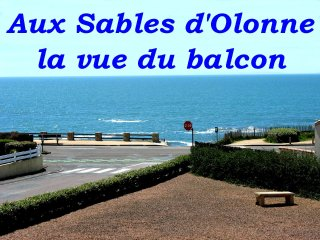Nice Condo with Water Views and Washing Machine - Les Sables-d'Olonne vacation rentals