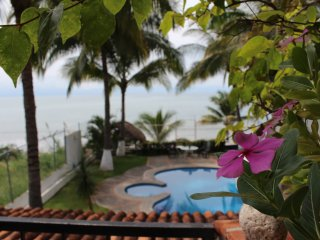 A peaceful romantic place on private beach - Bucerias vacation rentals