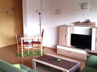 Moderne Wohnung mit 2 Schlafzimmern und Balkon - Pirmasens vacation rentals