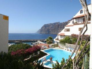 Tamara Newly renovated 1 bed apartment (sleeps 4) - Los Gigantes vacation rentals