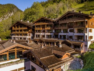 Nice Condo with Shared Outdoor Pool and Balcony - La Clusaz vacation rentals