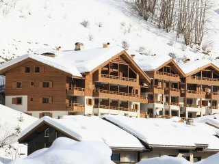 4 bedroom Apartment with Shared Outdoor Pool in La Clusaz - La Clusaz vacation rentals