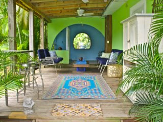 2 BR / Secluded Tropical Setting/ Walk to Beach! - Isabel Segunda vacation rentals