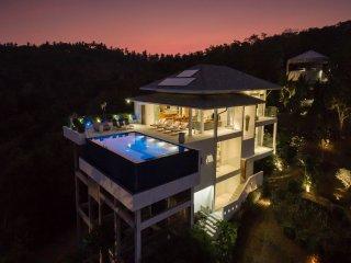 Baan Kuno: Infinity pool with stunning sea-views - Bophut vacation rentals