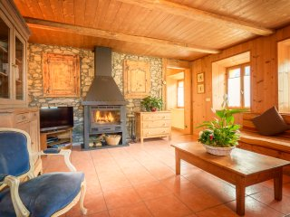 Chalet Les Glycines - in the village centre - Saint Jean d'Aulps vacation rentals