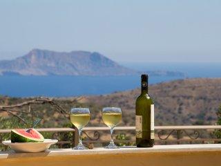 Relax in triopetra-villa estellasimos 2 pools,4 bedrooms, 4 bathrooms! - Triopetra vacation rentals