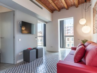 Authentic Barcelona Deluxe apart - cozy, comfi, central - Barcelona vacation rentals