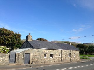 Hwylf'a Groes Traditional Stone Cottage, Sea View - Talybont vacation rentals