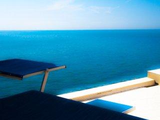 Beach 4 bedrooms, exit to the sea, kitchen, Wi Fi, barbecue, jacuzzi, Rome Lazio - Santa Severa vacation rentals