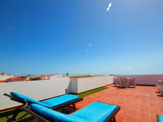 Sunny Penthouse with A/C and Water Views - Grand Canary vacation rentals
