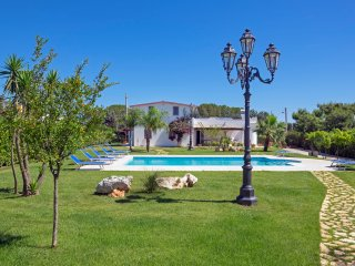 Blu - property with pool - beach umbrella at private beach included - San Vito dei Normanni vacation rentals