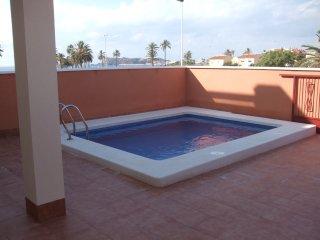 Exceptional new build Duplex 2 minutes from beach - Puerto de Mazarron vacation rentals