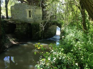 Restored Moulin Gite with spacious grounds - Saint-Michel-de-Montaigne vacation rentals