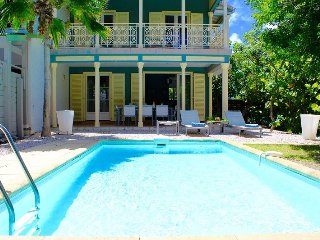 ESTHER... 2 bedroom affordable townhome with private pool, short, easy walk to - Orient Bay vacation rentals