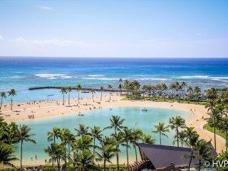 Ilikai 1130 Ocean / Lagoon / Fireworks Views King Bed, Sofa Bed - Honolulu vacation rentals