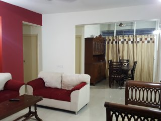 Nice 3 bedroom Condo in Bangalore - Bangalore vacation rentals