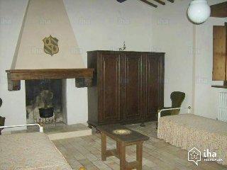 mini apt. 2 singoli 1 letto estraibile - Urbino vacation rentals