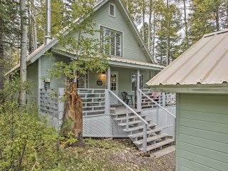NEW! Cute 3BR Cloudcroft Cabin w/Stunning Views! - Cloudcroft vacation rentals