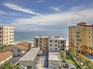 NEW! 2BR Daytona Beach Shores Condo w/Ocean Views! - Daytona Beach Shores vacation rentals