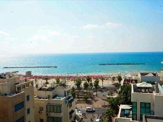 Luxury Duplex With Full Sea View - Tel Aviv vacation rentals