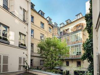 Saint Germain Enchanting One Bedroom - Paris vacation rentals