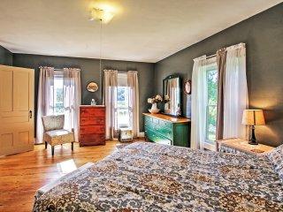 NEW! Charming 6BR 'Craftsbury Farmhouse' w/Hot Tub - Craftsbury vacation rentals