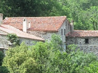 La Bastide, gite rental France with pool - La Bastide vacation rentals