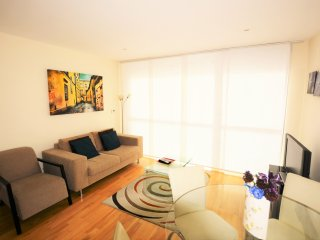 ZEN Apartments Canary Wharf - One bedroom - London vacation rentals