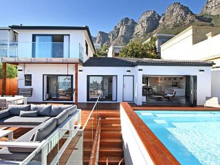 3 Beds, private pool, White House Villa Camps Bay - Bakoven vacation rentals