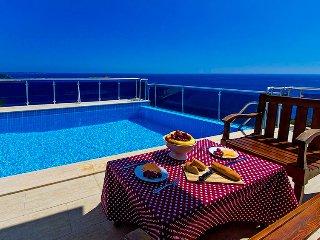 Seculed Villa Blue ( Discount Avaliable) - Kalkan vacation rentals