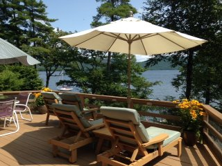 Lake Front on Waters Edge. - Bolton Landing vacation rentals