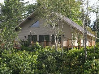 3 bedroom House with Deck in Saint-Mathieu-du-Parc - Saint-Mathieu-du-Parc vacation rentals