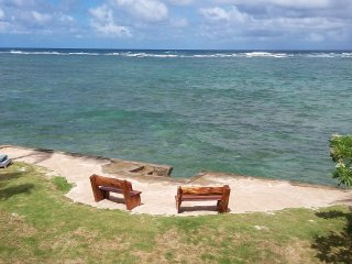 Turtle Point Beach House - Lunch w/the turtles! - Hauula vacation rentals