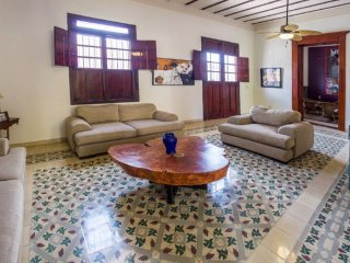 Large Colonial Home in Santiago, Merida for Rent - Merida vacation rentals