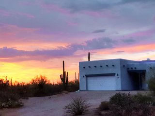 Nature Desert Home In The Saguaro Forest West Tucson - Tucson vacation rentals