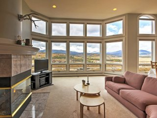 3BR Fraser Townhome w/Private Deck and Views! - Fraser vacation rentals
