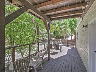 NEW! 3BR Remodeled Lake Arrowhead House in the Trees! - Lake Arrowhead vacation rentals