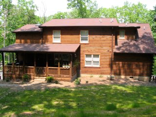 Tree-Tucked Chalet / Cabin near Lake Lanier - Landrum vacation rentals