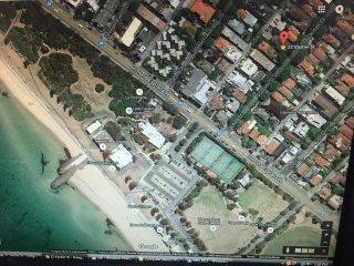 Beachside 2 brm apartment, 1 min walk to beach - Elwood vacation rentals