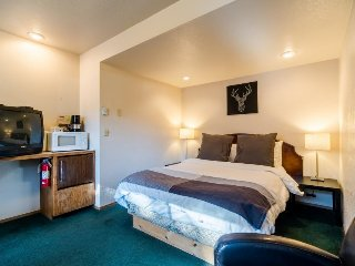 Dog-friendly condo just one block from the Bavarian Village, walk to everything! - Leavenworth vacation rentals