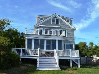 The Cable House: High-end oceanfront family home, 1/10 mi to Cape Hedge Beach - Rockport vacation rentals