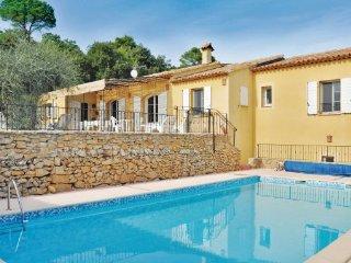 4 bedroom Villa in Saint Anastasie Sur Issole, Cote D Azur, Var, France : ref 2042544 - Sainte-Anastasie-sur-Issole vacation rentals